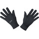 GORE WEAR M Windstopper Gloves black
